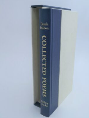 Collected Poems. Limited Signed Edition (1999) by Derek Mahon