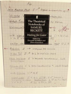 The Theatrical Notebooks of Samuel Beckett. Four Volumes (1992-1999) by Samuel Beckett