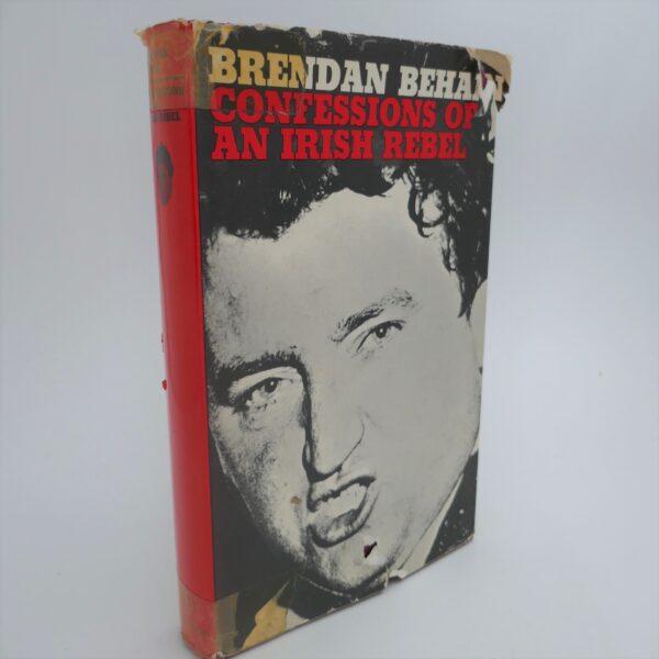 Confessions of an Irish Rebel (1965) by Brendan Behan