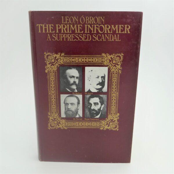 The Prime Informer (1971) by Leon Ó Broin