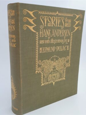 Stories from Hans Andersen. Illustrated By Edmund Dulac (1912) by Hans Christian Anderson
