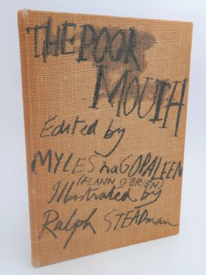 The Poor Mouth. With Limited Edition Etching By Ralph Stedman (1973) by Flann O'Brien