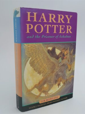Harry Potter And The Prisoner Of Azkaban. Signed By The Author (1990) by J.K. Rowling