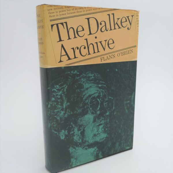 The Dalkey Archive. Second Issue (1964) by Flann O'Brien