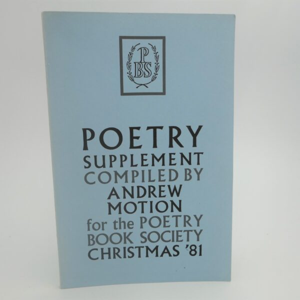 The Railway Children [in] Poetry Supplement. Signed Copy (1981) by Seamus Heaney