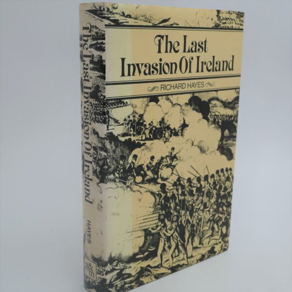 The Last Invasion of Ireland. When Connacht Rose (1979) by Richard Hayes