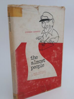 The Almost People (1973) by Stephen Barrett